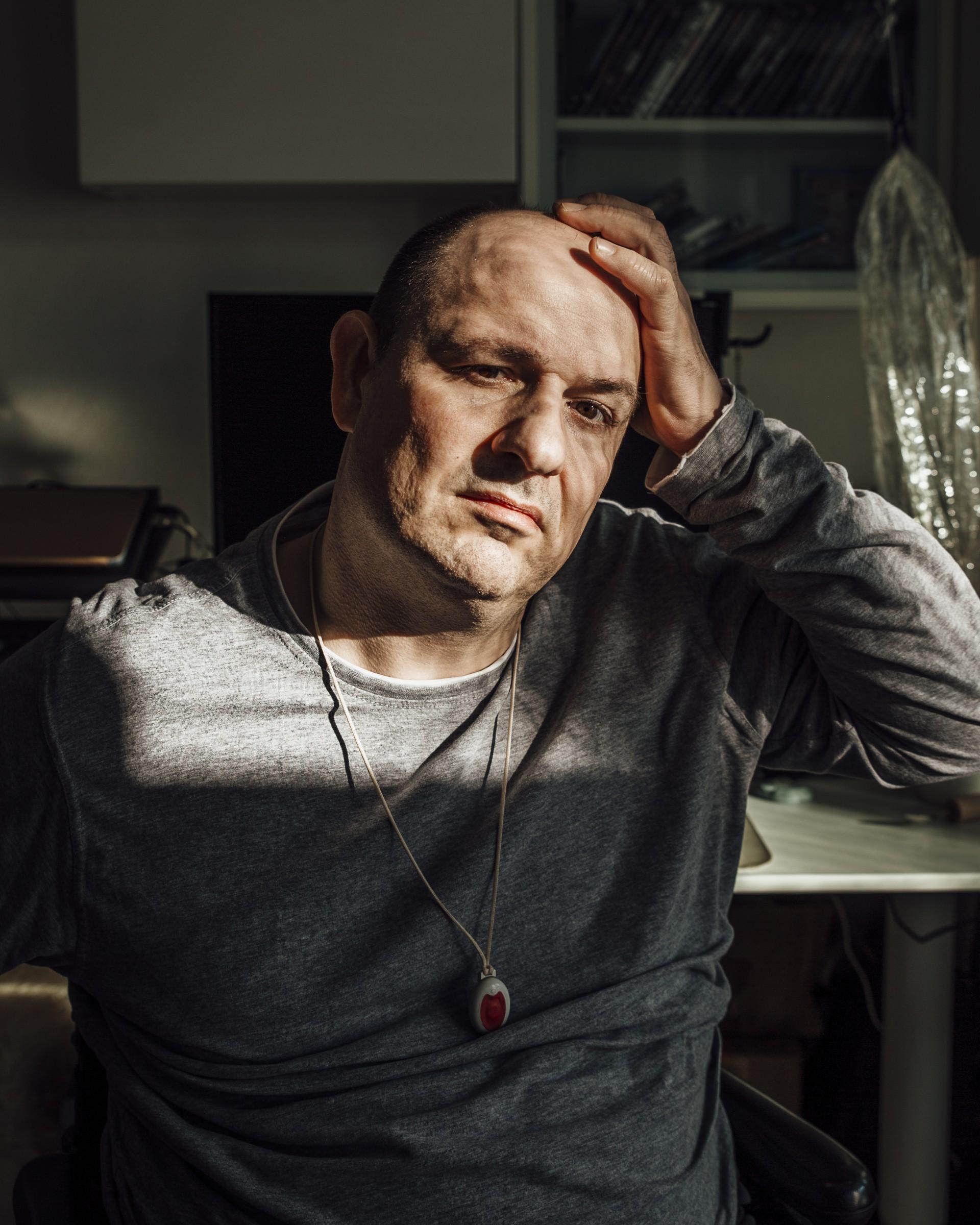 Marcel Maffei.com Victims of Justice – Die Zeit