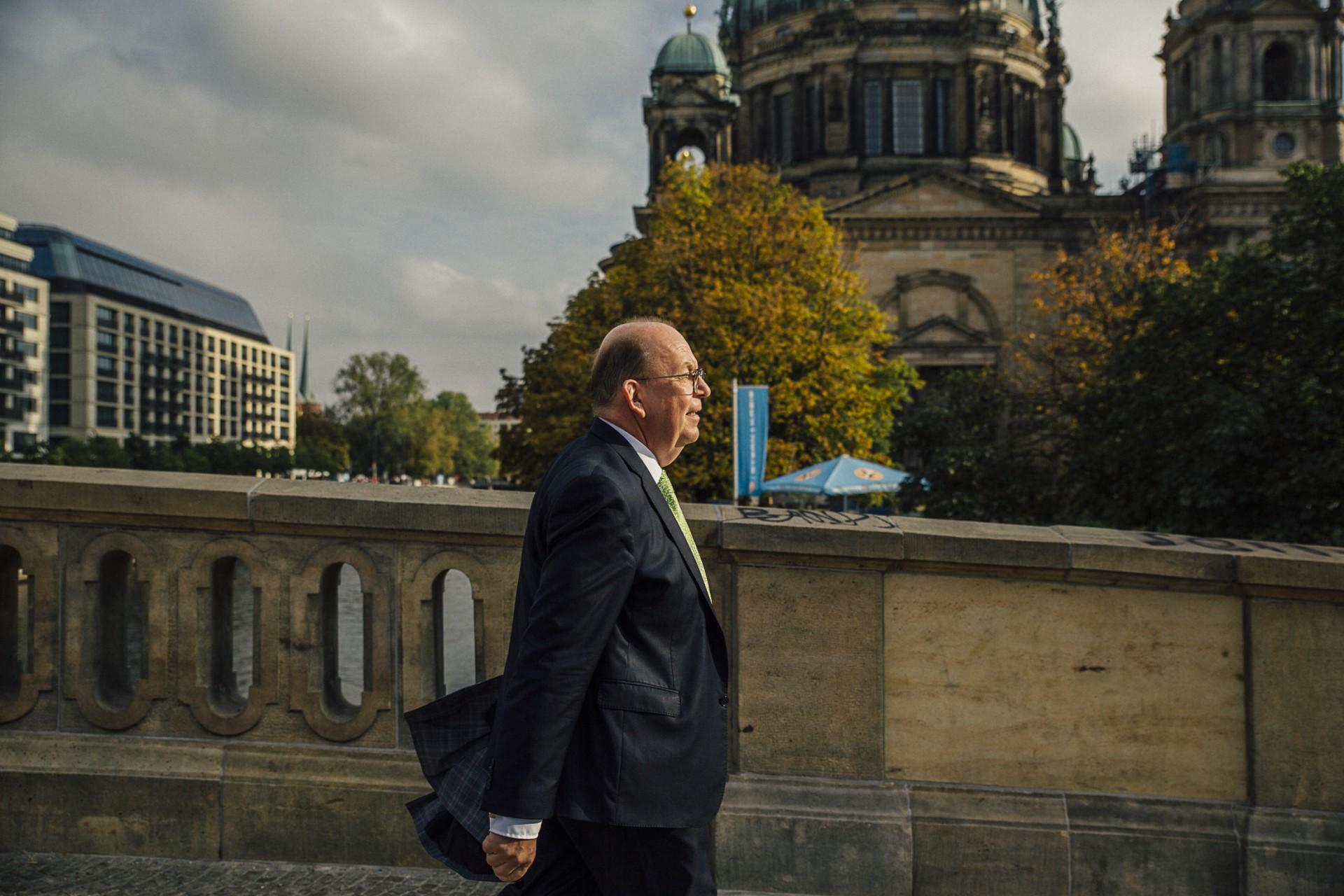 Marcel Maffei.com Denis Scheck – Galore Magazin