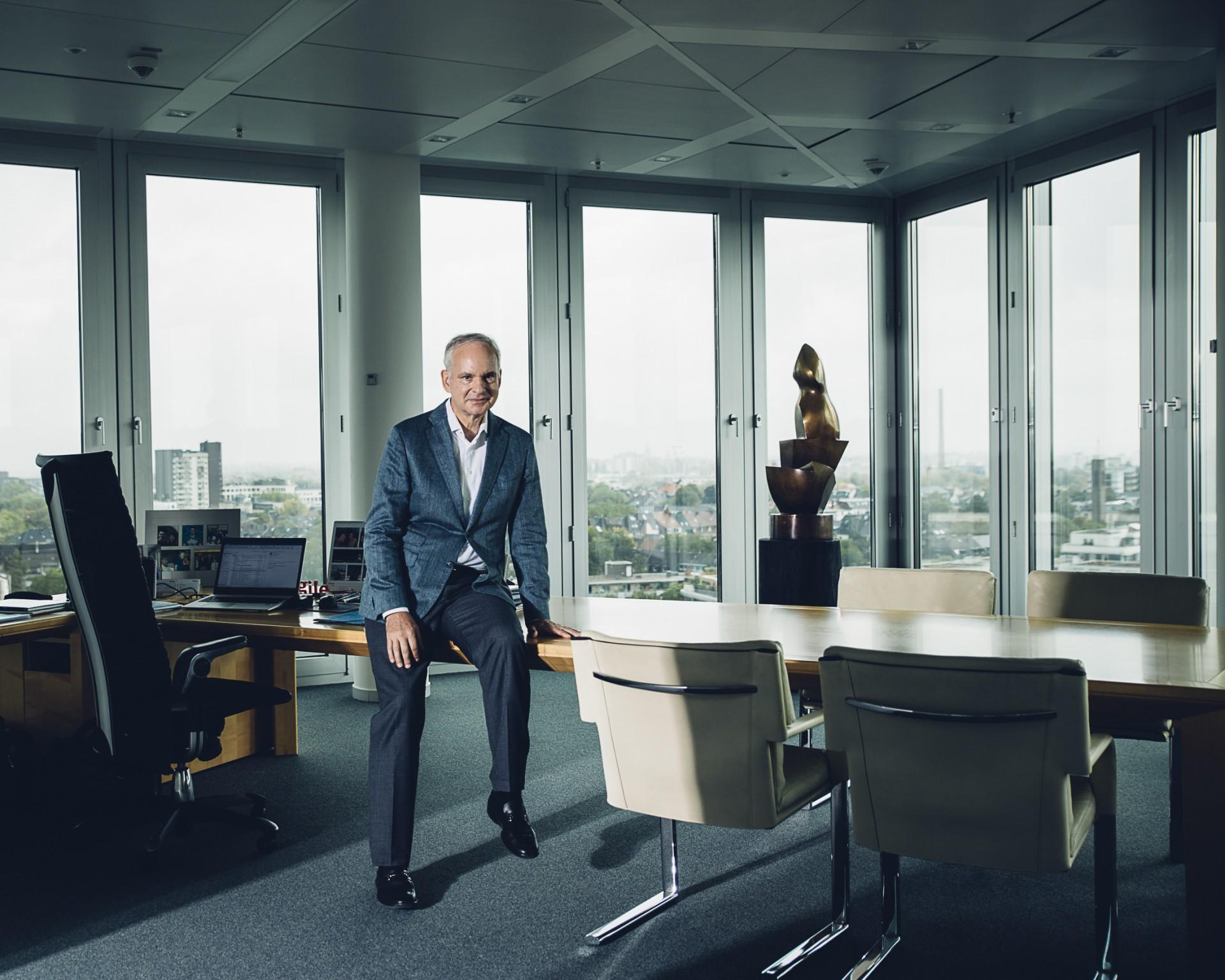 Marcel Maffei.com Chairmen of EON – Manager Magazin